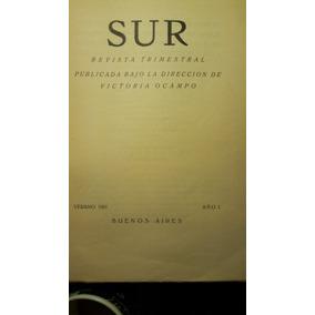 Revista Sur - Nº 1 - 1931