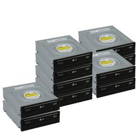 Grabadora Regrabadora Dvd Rw Sata Asus Lg Samsung Pack 10u