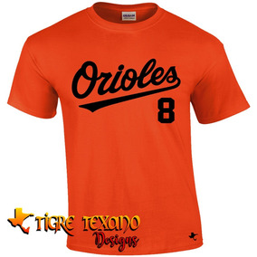 Playera Mlb Orioles Baltimore Mod. 1 By Tigre Texano Designs