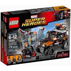 Lego 76050 Super Heroes Guerra Civil