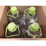 4 Galões De 5 Litros Água Destilada Para Autoclave