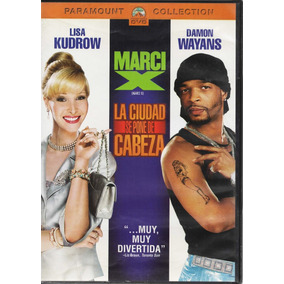 Marci X La Ciudad Se Pone De Cabeza - D. Wayans - 1 Dvd