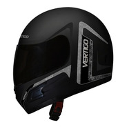 Vertigo Pack X 6 Casco Moto Integral Dominium.
