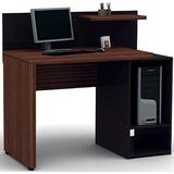 Escritorio Rack Pc C/estante S973 Impresora 100x108x55