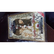 Livro Death Note /another Note Jbc Mangá