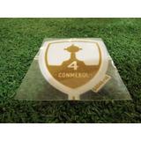 Parche Oficial Conmebol Libertadores Estudiantes De La Plata