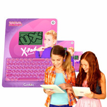 Tablet X-pad Xuxa Bilíngue 80 Atividades Original Candide