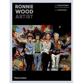 Ronnie Wood: Artist (livro Importado, Rolling Stones)