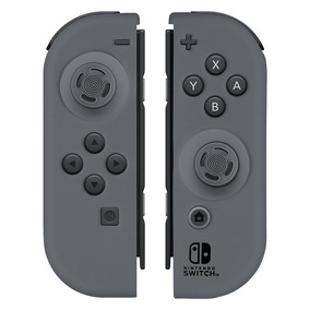 Joy-con Gel Guards Negro Nintendo Switch Acc Ibushak Gaming