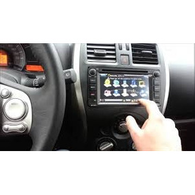 Radio Auto Multimedia Nissan March Android Gps Usb Wifi S/in