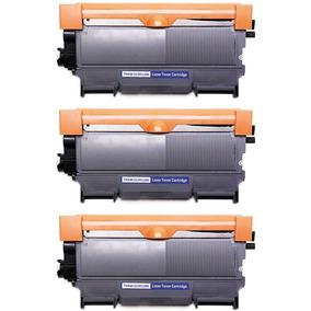 Kit 3x Cartucho De Toner Para Impressora Mfc7360n Dcp7055