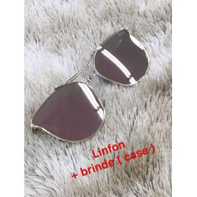 Frete Gráti Óculos De Sol Feminino Dior Replica Espelhado Ga