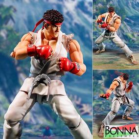 Boneco Ryu Street Fighter V Importado 15cm