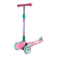 Patinete Sky Infantil Regulável Rosa - Belfix