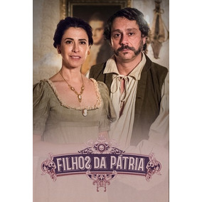 Miniserie Filhos Da Patria Da Globo, Completa Frete Gratis
