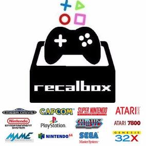 Roms Recalbox Retropie E Raspberry Pi 7.200 Jogos