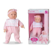 Muñeca Mini Bebe Mania  Bebote 33 Cm