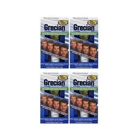 Grecian 2000 Crema Cubre Gradualmente Canas X 4 Unidades