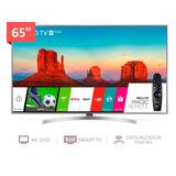 Smart Tv Lg 65 Uk6550 4k Uhd