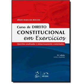 Curso De Direito Constitucional Em Exercicios