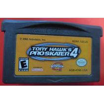 Tony Hawks 4 Para Gameboy Advanced