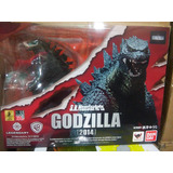Figura De Godzilla 2014 S.h. Monster Arts Dam Bandai