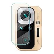Pelicula De Camera Redmi Note 10 Pro / Pro Max Tela 6.67