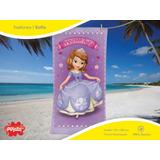 Toallon Infantil Princesita Sofia Disney Original Piñata