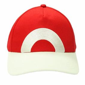 Disfraz Pokemon Ash Ketchum Hat Adjustable Baseball Cap