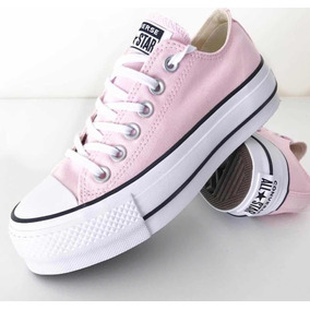 bb71cdd99fc Converse Platform - Zapatillas Converse Urbanas Rosa claro de Mujer ...