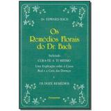 Remédios Florais Do Dr.bach,bach,edward
