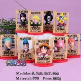 Figuras Colleccionables Se Busca Wanted One Piece 2 Piezas