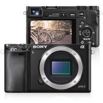 Camera Sony Alpha A6000 Corpo Garantia +bateria Extra Gratis