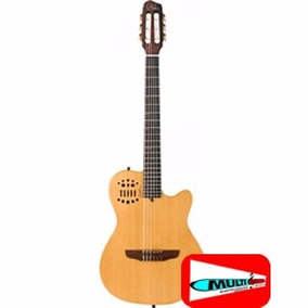 Violao Godin Multiac Acs Nylon Natural C/bag