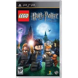 Psp Playstation 1 2 3 Original Lego Harry Potter Years 1-4