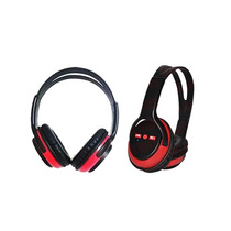 Diadema Bluetooth Mp3 Microfono Fm Link Bits Bg-001