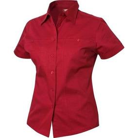 Camisa Tipo Columbia Uniforme Dama/caballero (fabrica)