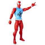 Boneco Homem-aranha Titan Hero 30cm - Aranha Escarlate C0018