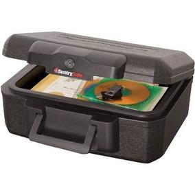 Caja Fuerte Seguridad Acero Fuego Agua Sentry Safe 6449