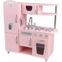 Cocina Cocinita Juego Infantil Kidkraft Niños Infantil Rosa