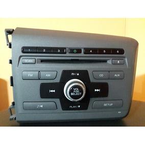 Stereo Original Honda Civic 2012 A 2016 . Sin Uso