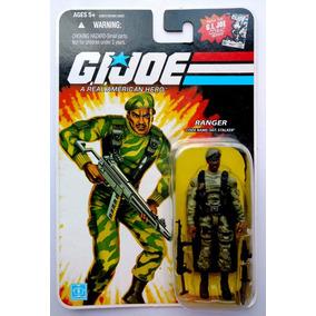 Gi Joe 25th Sgt. Stalker Ranger - Brinquetoys