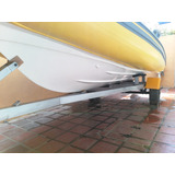 Inflable Bote 15 Pies Caribe Dl-15 Lancha (sin Motor)