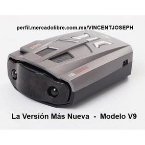 Detector Radar Auto Anti Velocidad Laser 16 Bandas Nuevo V9