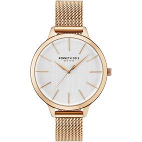 Reloj Kenneth Cole Kc15056014 Cuarzo Para Dama