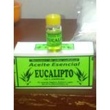 Aceite De Eucalipto 20 Ml * 10 Recipientes