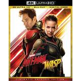 Ant-man And The Wasp 4k Ultra Hd + Blu-ray Nuevo Original