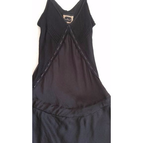 Las Pepas Vestido Negro Small