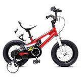 Bicicleta Niño Royal Baby Aro 12 Rojo