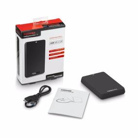 Disco Duro Externo Storage Toshiba Canvio 1tb 3.0 & 2.0